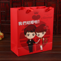 Chinese Wedding candy bags For Customer