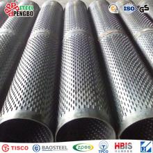 Tubo / tubería de acero inoxidable sin costura ASTM A269 Tp321h