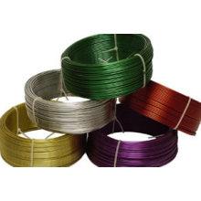 Fio de gravata galvanizado de alta qualidade