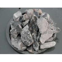Rendimento de gás carboneto de cálcio 295 L / Kg