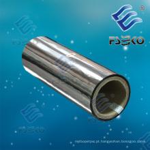 Película metalizada de prata para animais de estimação para laminação a quente (1212S)