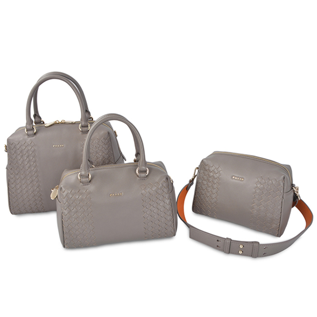 fashion design handbag weave bag for women