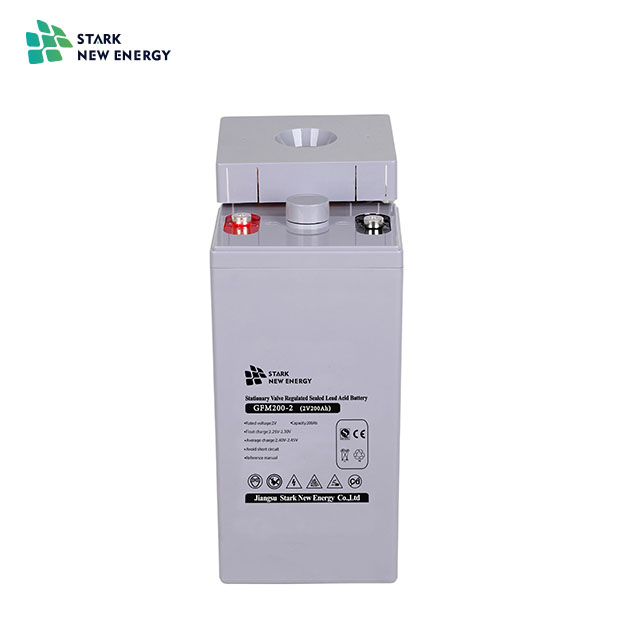 2V200Ah UPS Gel Battery