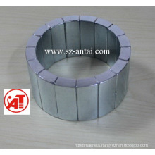 Rare earth magnet/ motor magnet/ N52 neodymium magnet