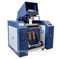 Máquina de rebobinado de película elástica automática