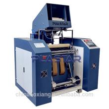 QCF-500 Jumbo stretch film rolls cutting machine