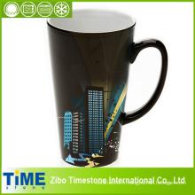 Tasses à café découpées en grès (7183-004, 7181-001, 7102-079)