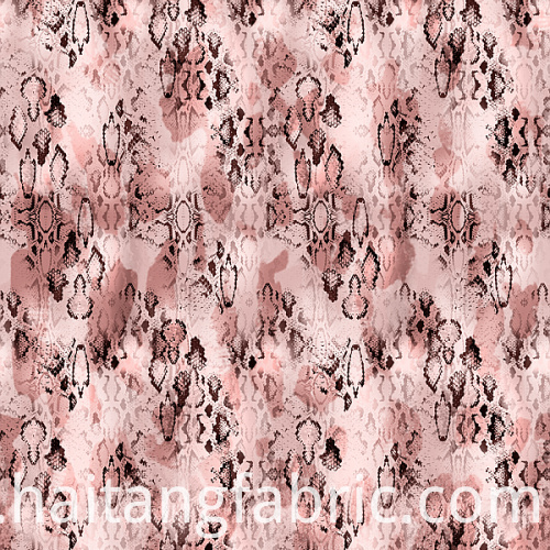 Worker S Digital Printing Fabric