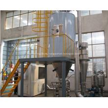 Secador de pulverización centrífugo del atomizador rotatorio de alta velocidad