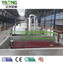 5-15TPD Plastic Pyrolysis Oil Distillation Plant
