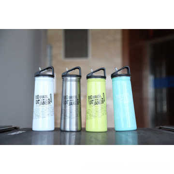 Edelstahl Ssf-580 Flask Single Wall Outdoor Sports Wasserflasche Ssf-580