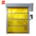 Automatic High Speed Exterior Roller Shutters Door