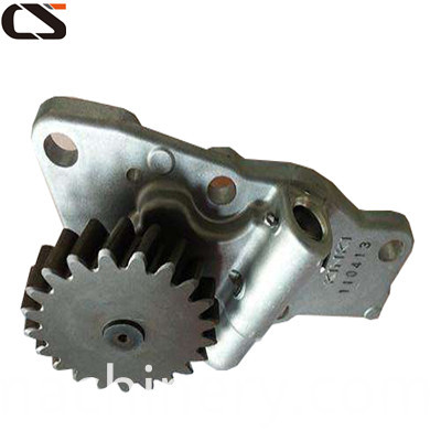 Pc130 Oil Pump 6207 51 1201