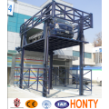 China supplier offers cheap electric material cargo lift hydraulic freight elevator