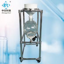 Лабораторный вакуумный фильтр керамическая воронка