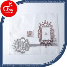 Fabriquer professionnellement le sac à provisions en plastique pour l'habillement