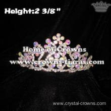 Flower AB Diamond Pageant Crowns