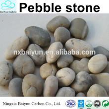 Piedra de cantos rodados para jardinería Pavimentación de piedra de cantos rodados