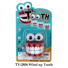Funny Wind up Tooth Toy