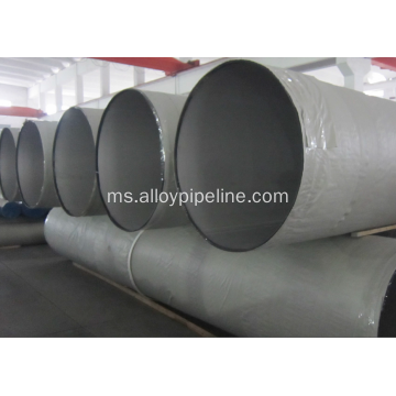 DN500 508mm TP316L Stainless Steel Welded Pipe