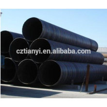ASTM a252 sprial pipe for structure pipe