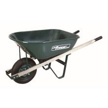 Jardinagem / construção Handyman do carrinho de mão de roda 6 OEM do Cuft
