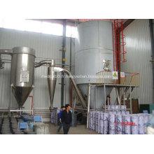 centrifugeuse à grande vitesse atomaizing sèche rapide matériaux sensibles à la chaleur