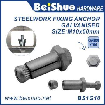 Stahl-Erweiterung Anker-Bolzen für den Bau