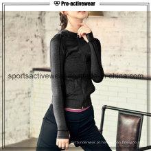 OEM atacado preço competitivo Mulheres Sport Jackets