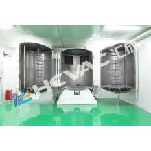 Machine de placage de couverture mobile en titane sous vide