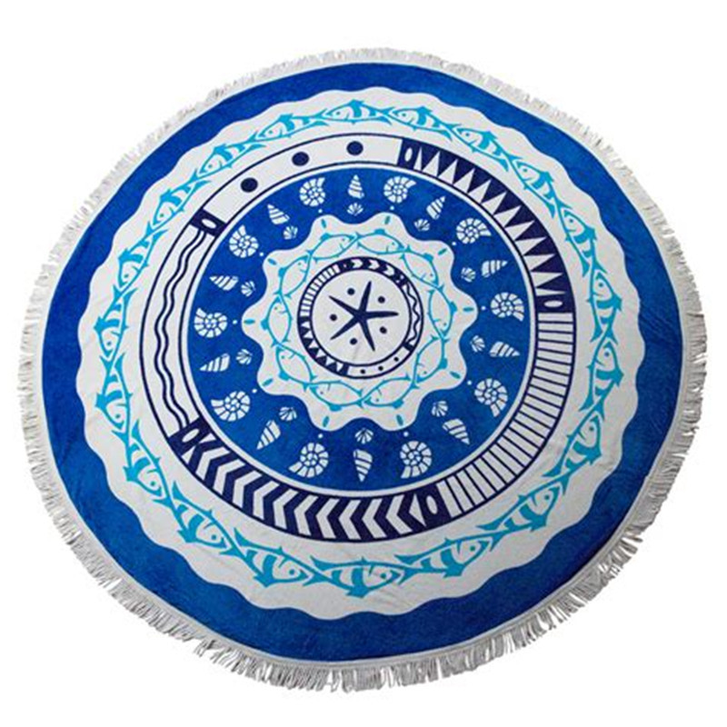 Round Beach Towel Brisbane