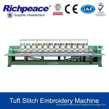 Richpeace pricise máquina de bordado computarizado 12 cabezas