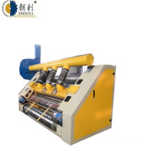 Best discount best price 2 ply corrugated paper absorption single facer machine