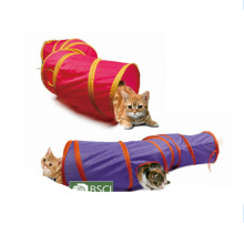 BAMBOO Sustainable China Manufacturer Fun Cat Toy Tunnel House Cat Tunnel