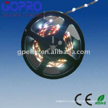 Красочная гибкая светодиодная лента IP67 24 Вт / катушка для использования внутри помещений