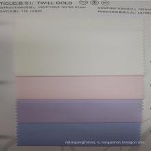 Горячий продавать розовый и проверьте хлопчатобумажная ткань рубашки на складе