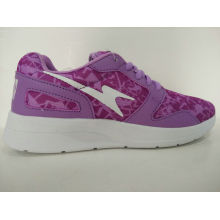 Lady High Quality Print Light Comfort Footwear