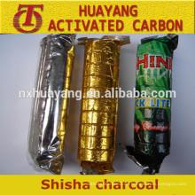 Shisha-Kohle für langes Brennen und Instant-Lichtkohle