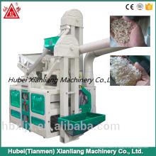 Alta capacidade de auto máquina de arroz moinho
