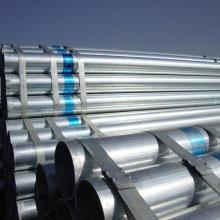 8 tubos de encanamento de aço galvanizado estrutural