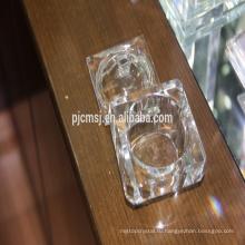 форма кристаллов ювелирные изделия квадратная коробка,кристалл коробка для леди