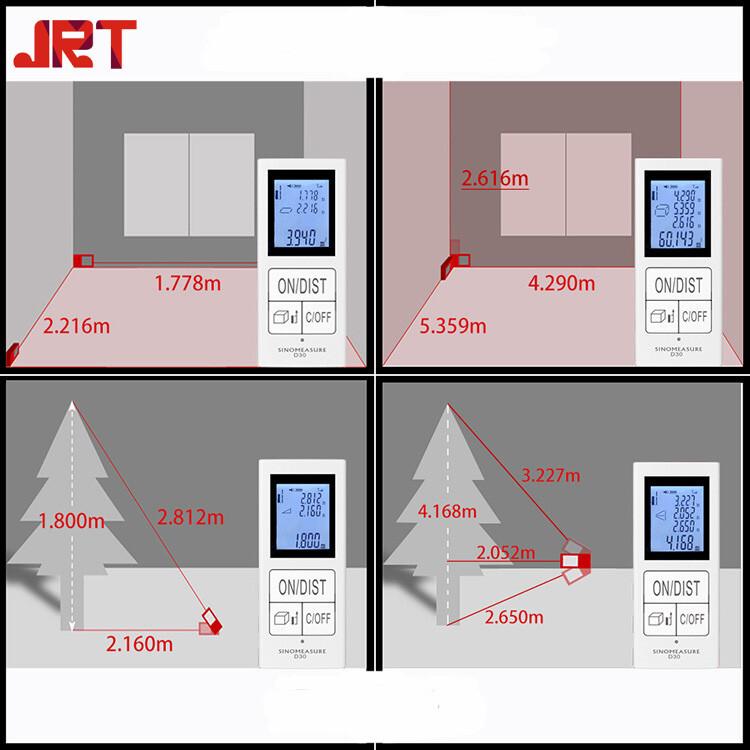 D30 Laser Meter Lithium 4