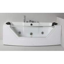 Glass Indoor Massage Bathtub (JL826)