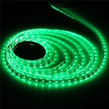 Navidad flexibles SMD 3528 LED tiras de color verde