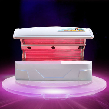 Vollkörper Multiwave LED Lichttherapie Bett