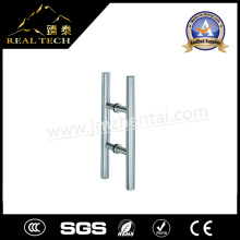 Acier inoxydable H Shape Back to Back Pull Handles for Office Glass Door