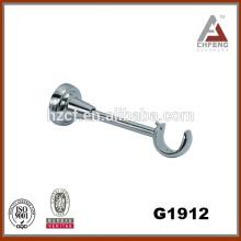 G1912 drapery hardware window mounting bracket/strong curtain bracket/single curtain bracket