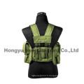 Polyester Veste tactique militaire Veste d'assaut Swat (HY-V016)