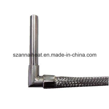 Aquecedor de haste do cartucho do elemento de aquecimento elétrico para a indústria (DTG-117)