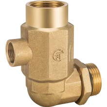 NPT lead free pipe threaded brass tube fittings connector elbow